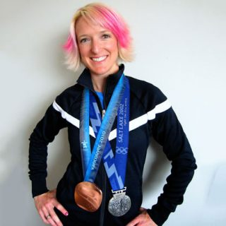 Shannon was the silver medalist in moguls at the 2002 Winter Olympics in Salt Lake City, the bronze medalist at the 2010 Winter Olympics in Vancouver, and in 2003 was the World Cup Champion. With her bronze medal in 2010, she became the first US women's freestyle skier to win multiple Olympic medals.